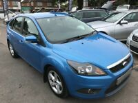 2009/09 FORD FOCUS 1.8 TDCi ZETEC 5DR HATCHBACK IN A STUNNING COLOUR ++ GREAT MPG
