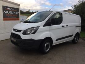 2014 Ford transit custom 270 finance available