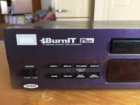 HHB CDR830 BurnIT PLUS Compact Disc Recorder