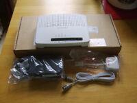 Technicolor TG582n 4 Port Wireless Router…