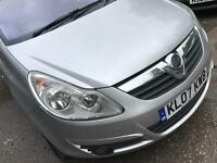 Vauxhall corsa AUTOMATIC SMALL ENGINE CHEAPEST