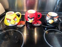 Angry Birds Mug Set