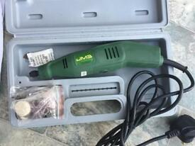 Multi-tool 110 Watt including accessories