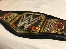 WWE Heavyweight Championship Belt