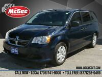 2014 Dodge Grand Caravan SE - Stow n Go, Low Kms, Extra Clean