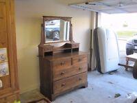Beautiful Antique Dresser for Sale