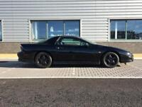 Chevrolet Camaro 3.8 in black, low mileage 65K great spec & amazing condition!! May swap or PX?