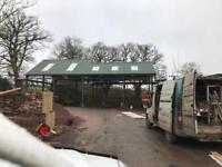 Workshop storage unit to rent near West Hill