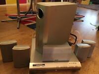 Pioneer surround sound home Cinema system £20