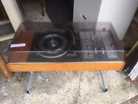 """Retro Dekka Compact 10"""" Audio sound, record player. Delivery available"""
