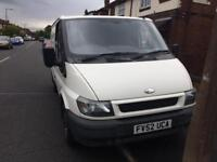 2002 ford transit 2.0 with mot 109k miles