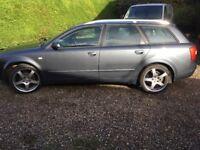 Audi A4 Estate 1.9 Diesel SPARE or REPAIR £450.00 Ono