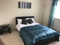 En suite double bedroom all inclusive rent