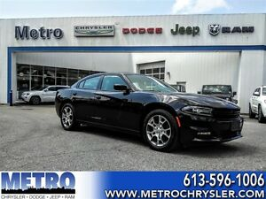 2016 Dodge Charger SXT-AWD-FULLY LOADED