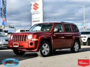 2010 Jeep Patriot North Edition 4x4 ~Alloy Wheels ~Very Clean