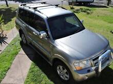 Mitsubishi Pajero Exceed Wagon.Immaculate Condition 2005 Sydney City Inner Sydney Preview