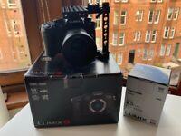 Panasonic G80 Mirrorless camera & Lumix 25mm f/1.7 lens