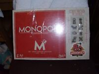 monopoly 80th anniversary edition 1935 - 2015 brand new in wrapper