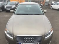 AUDI A4 1.6 2005 MOT TILL 21/03/2019 EXCELLENT CONDITION