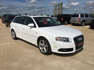 2008 Audi A4 Quattro S-line Package ***2 Year Warranty Availabl