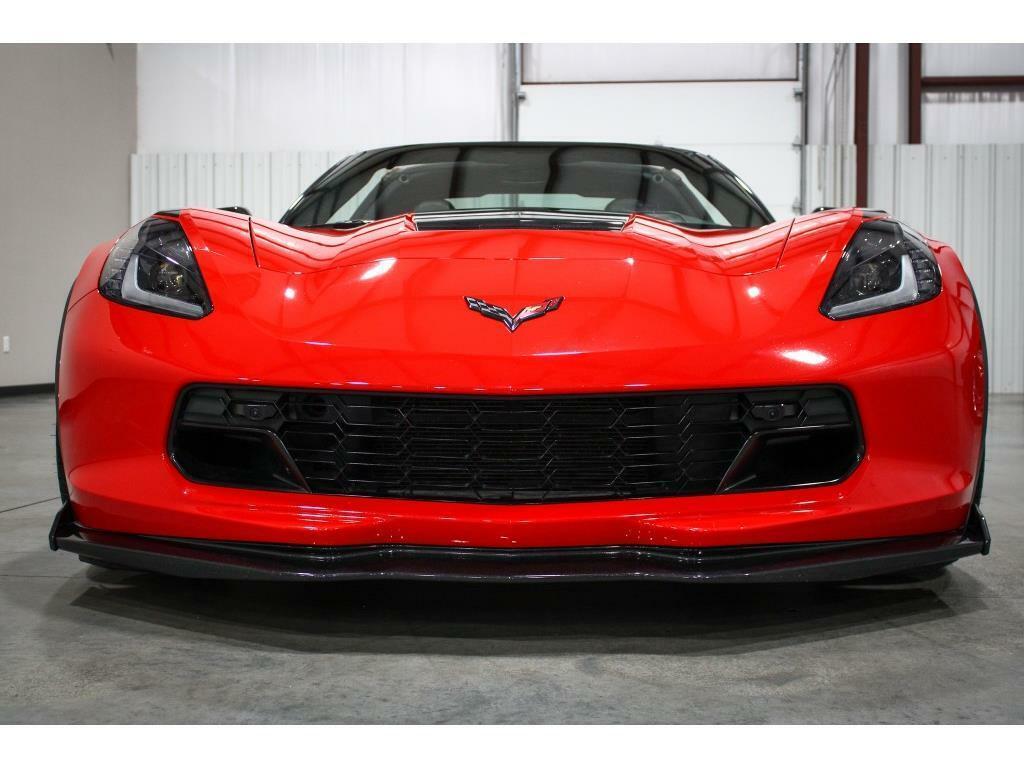 2019 Red Chevrolet Corvette Z07 3LT   C7 Corvette Photo 8