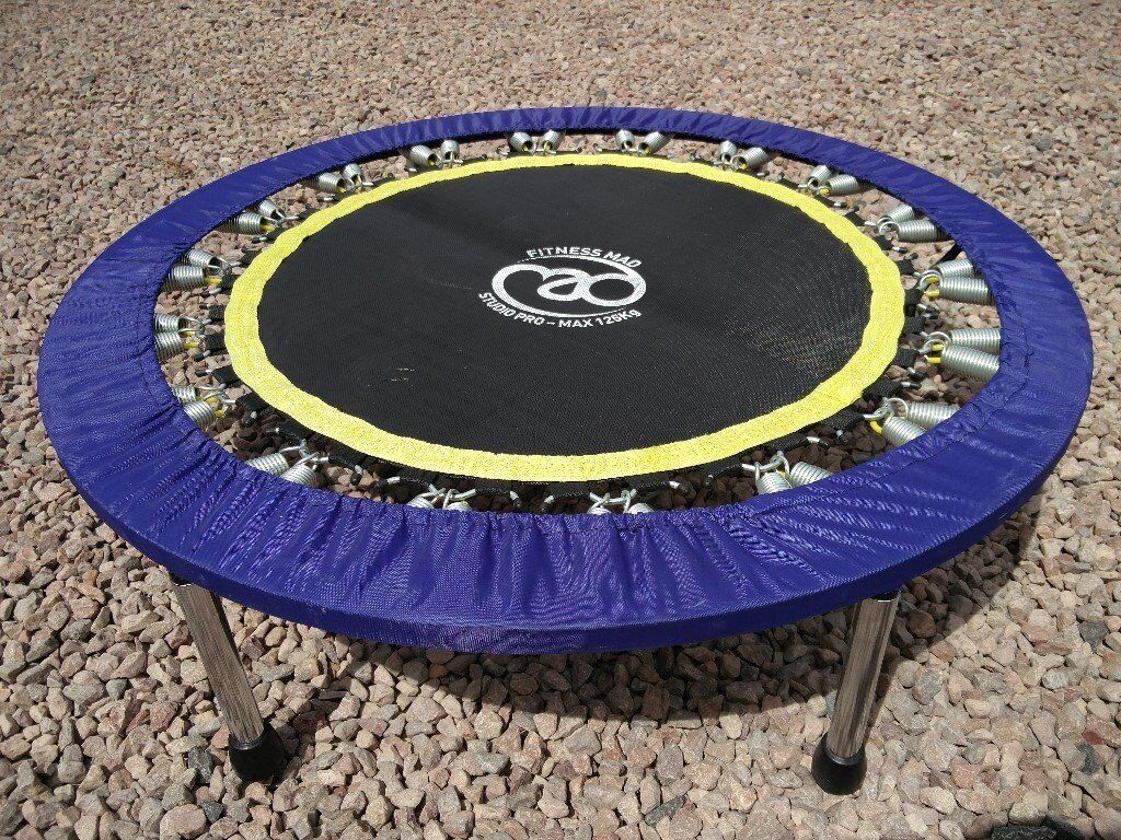 Fitness Mad Studio Pro Rebounder40 Inchin Worcester, WorcestershireGumtree - Fitness Mad Studio Pro Rebounder 40 Inch in excellent condition hardly used Collect and cash only
