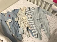 Next Baby grows 0-3