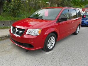 2013 Dodge Grand Caravan SXT STOW & GO, REAR DVD