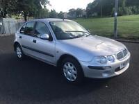 Rover 25 1.6 petrol 32,000 genuine miles £350 no offers