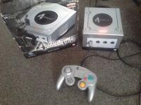 Nintendo gamecube residentevil 4 console