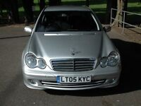 Mercedes C180 Kompressor 90,000 Miles S/H 2 Owner