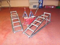 GARAGE EQUIPMENT FOR HOME USE
