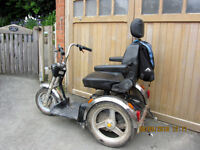 TGA Supersport mobility scooter