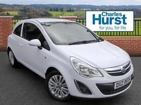 Vauxhall Corsa ENERGY AC (white) 2013-02-13