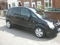 Vauxhall Meriva 2007 40k outstanding condition
