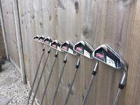 Callaway razr-x golf irons 4-Pw