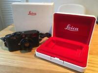Leica M6 0.72 body