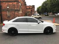 Audi a3 2.0tdi s line saloon 5 door cat s bargain