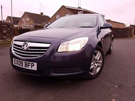 Vauxhall Insignia 2.0 CDTi 16v Exclusiv 4dr LOW MPG