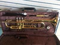 Yamaha student trumpet Bb/C