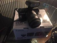 Canon EOS M 18mp digital camera