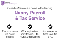Part-time Nanny Required