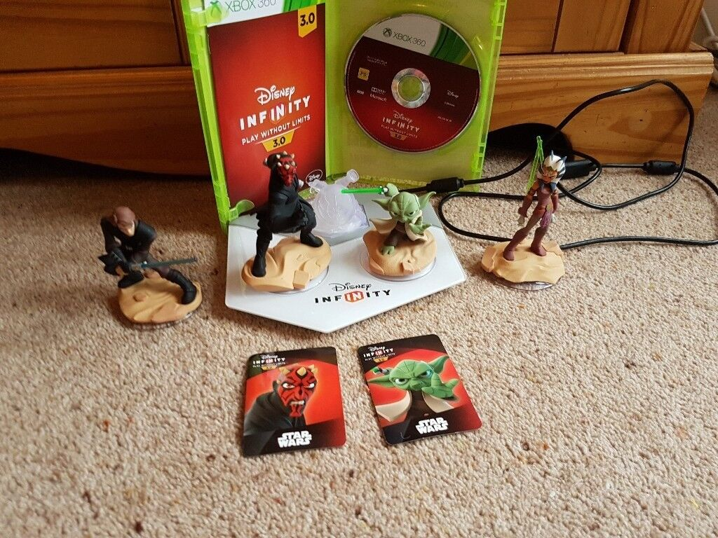 Xbox 360 Disney 3.0