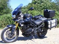 Triumph Tiger 800 abs 2014 in Excellent condition.