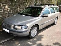 Volvo V70 2.4 Auto *** Needs Attention or For Spare Parts*** Dec 2017 MOT + 20 Stamps