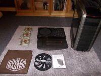 Cooler Master Cosmos 'S' RC1100 Aluminium PC Case - £60 - Glenrothes
