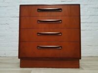 G plan fresco chest of drawers (DELIVERY AVAILABLE FOR THIS ITEM OF FURNITURE)
