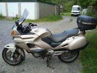 Honda 650, Deauville