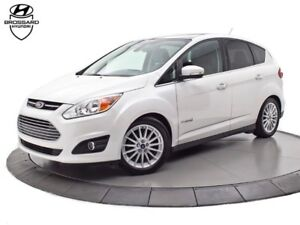 2014 Ford C-Max SEL CUIR MAGS FOGS