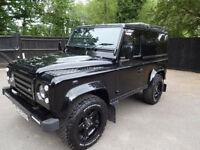 Land Rover Defender 90 2.4 TDi County Hard Top